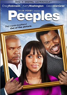 PEEPLES BY ROBINSON,CRAIG (DVD)